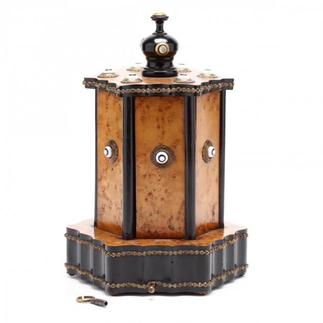 antique-music-box-carousel
