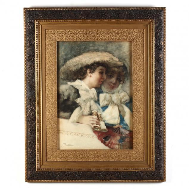 gaetano-previati-italian-1852-1920-the-loge