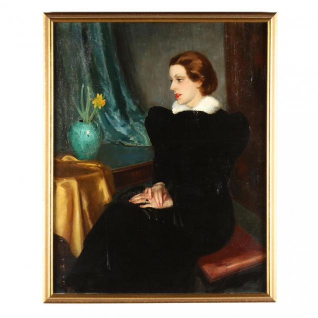 stephen-csoka-ny-1897-1989-portrait-of-a-woman