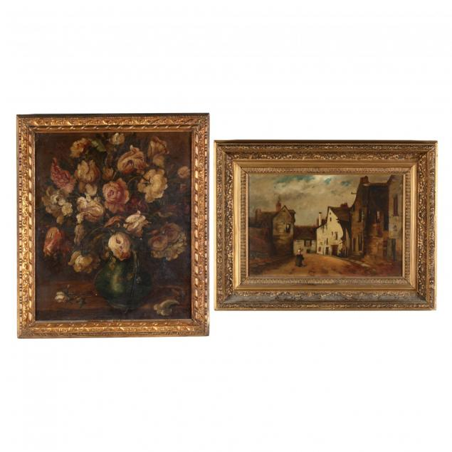 dutch-school-two-17th-century-style-oil-paintings