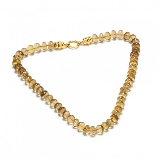 19kt-gold-and-citrine-bead-necklace-elizabeth-locke