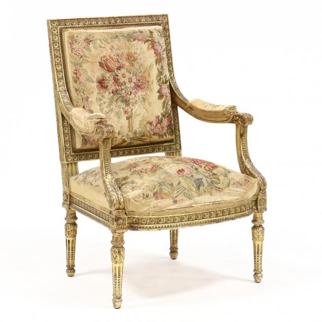 louis-xvi-style-carved-and-gilt-fauteuil