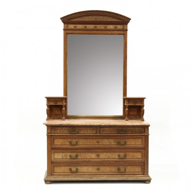 herter-brothers-signed-inlaid-marble-top-dresser-with-mirror