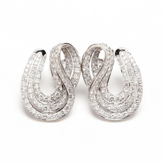 18kt-white-gold-and-diamond-ear-clips-lilli