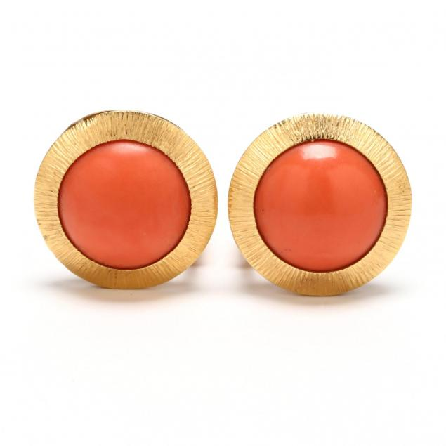 18kt-gold-and-coral-ear-clips