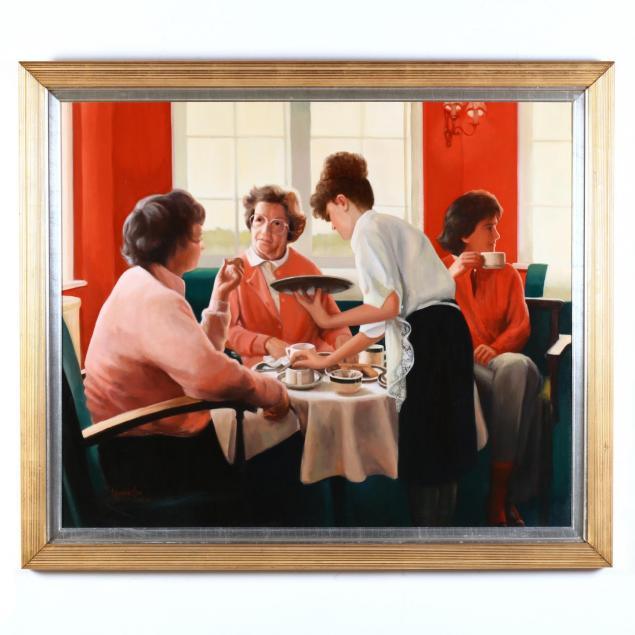 dale-kennington-al-1935-2017-i-tea-time-in-adair-i
