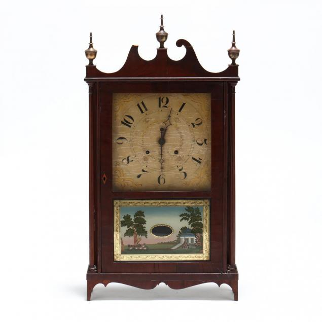 chauncey-ives-pillar-and-scroll-clock