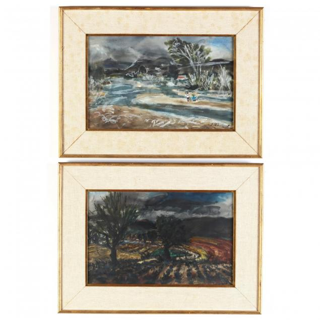 jean-claude-imbert-france-1919-1993-two-landscape-paintings