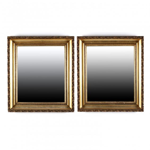 pair-of-antique-american-carved-and-gilt-mirrors
