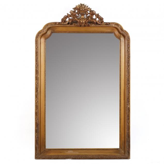 american-late-classical-carved-and-gilt-mirror