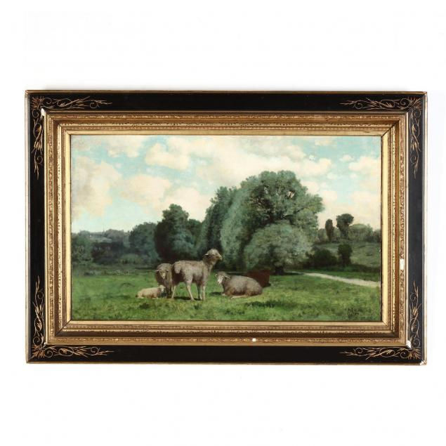 charles-phelan-ny-b-1840-sheep-in-pasture-summer
