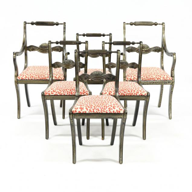 set-of-six-regency-style-painted-chairs