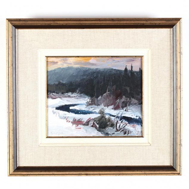 leonard-basque-canadian-b-1927-i-un-horizon-de-forest-i