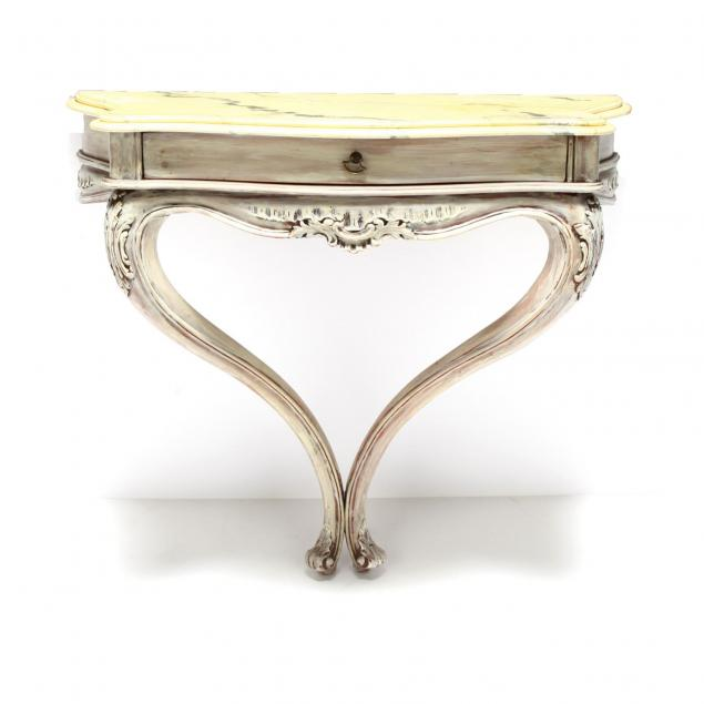 louis-xv-style-carved-and-painted-one-drawer-console-table