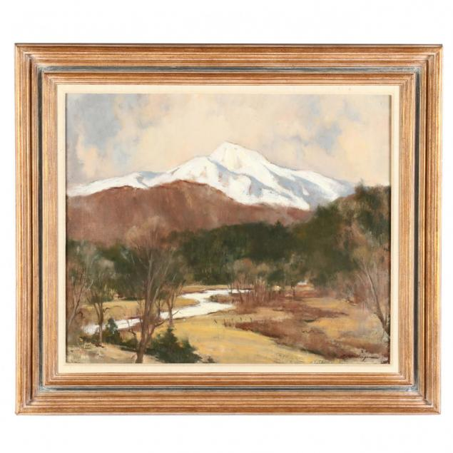 harry-ballinger-ct-1892-1993-new-england-mountain-view