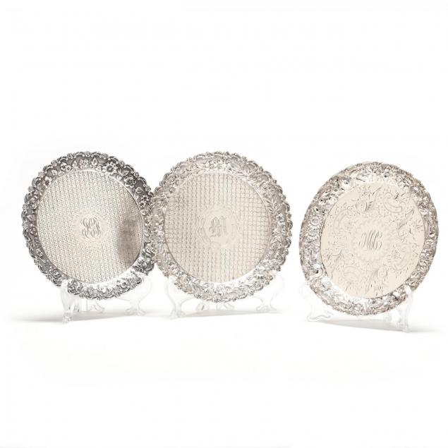 three-baltimore-repousse-sterling-silver-bottle-coasters