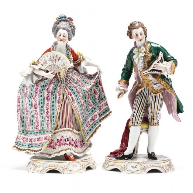pair-of-vintage-signed-dresden-dancing-courtesan-figures