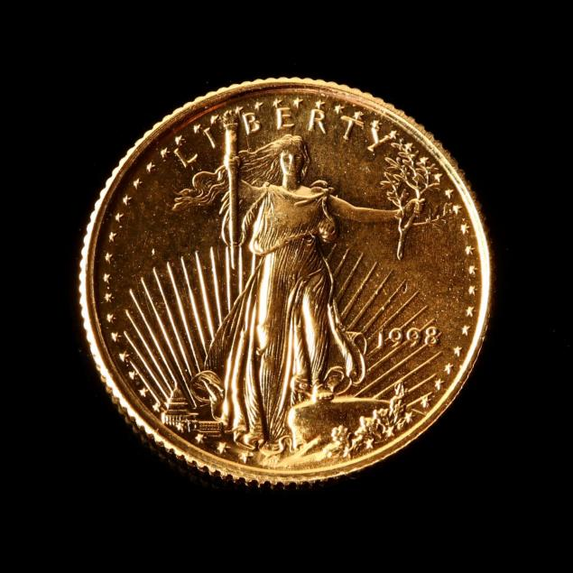 1998-uncirculated-5-gold-american-eagle