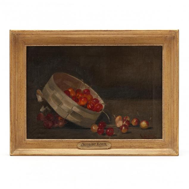 august-laux-ny-germany-1847-1921-sill-life-with-cherries