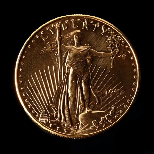 1998-uncirculated-50-gold-american-eagle