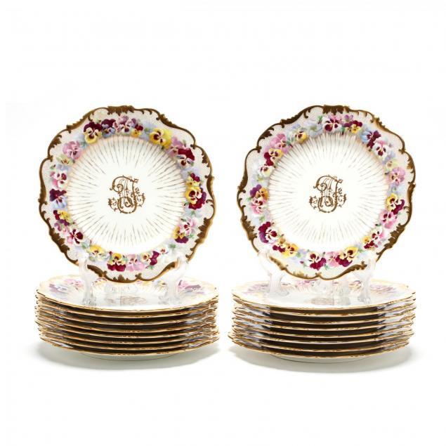 a-set-of-18-antique-cauldon-custom-order-dessert-plates