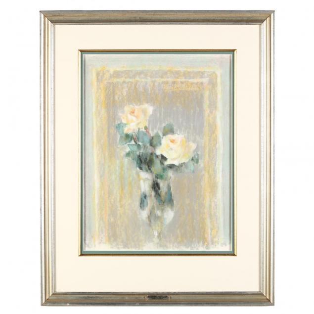 hobson-pittman-pa-nc-1899-1972-still-life-with-yellow-roses