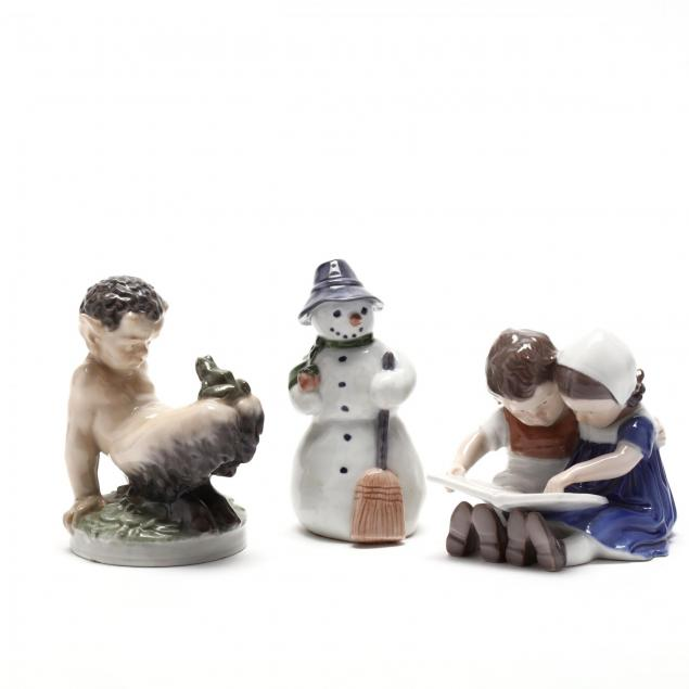 three-denmark-porcelain-figures