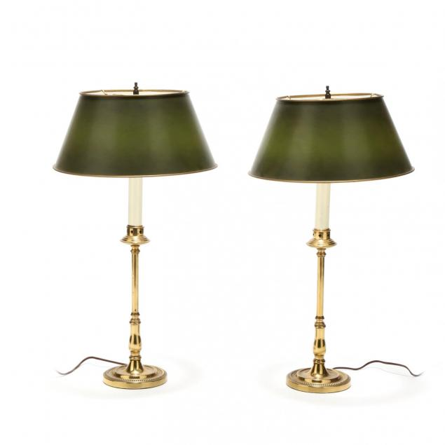 pair-of-vintage-french-style-candlestick-lamps