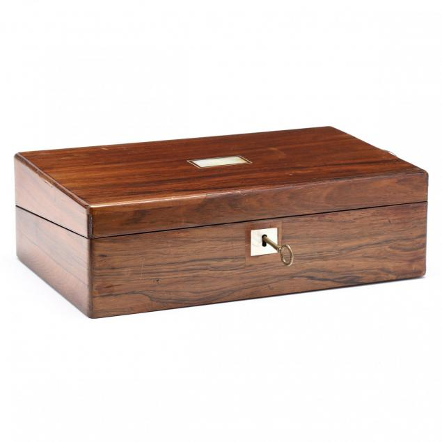 antique-rosewood-document-box
