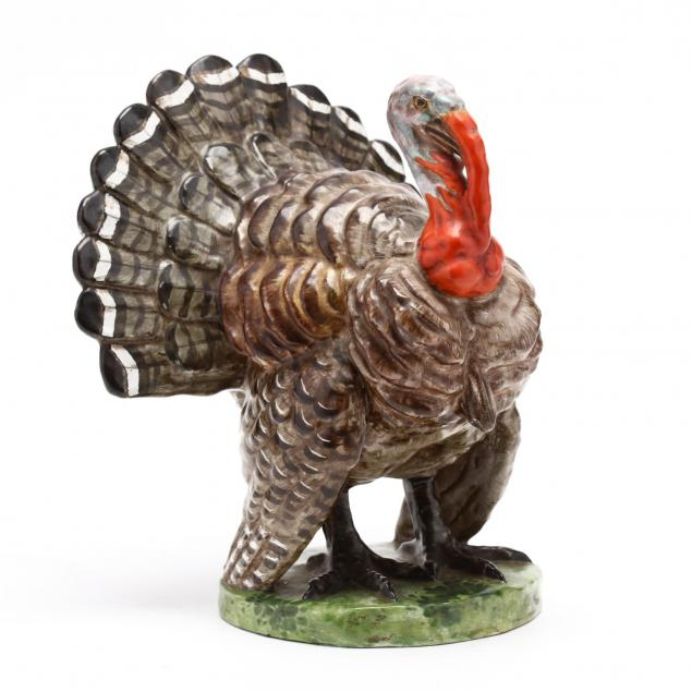 vintage-porcelain-turkey