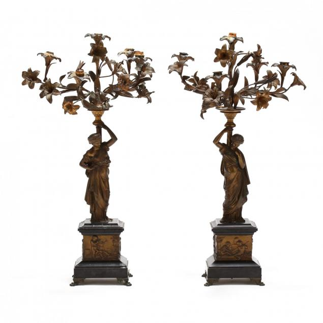 pair-of-neoclassical-bronze-and-marble-figural-candelabra