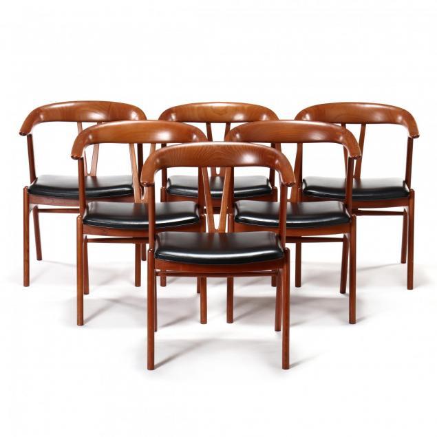 soren-georg-jensen-danish-1917-1982-set-of-six-teak-dining-chairs
