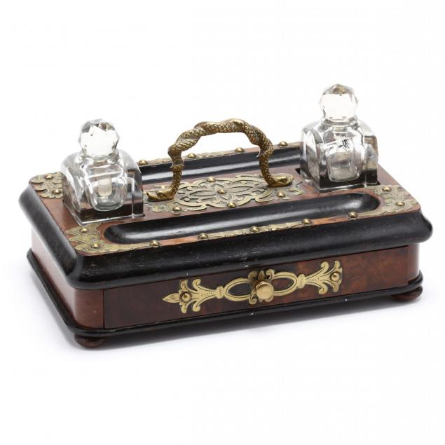antique-continental-ink-stand