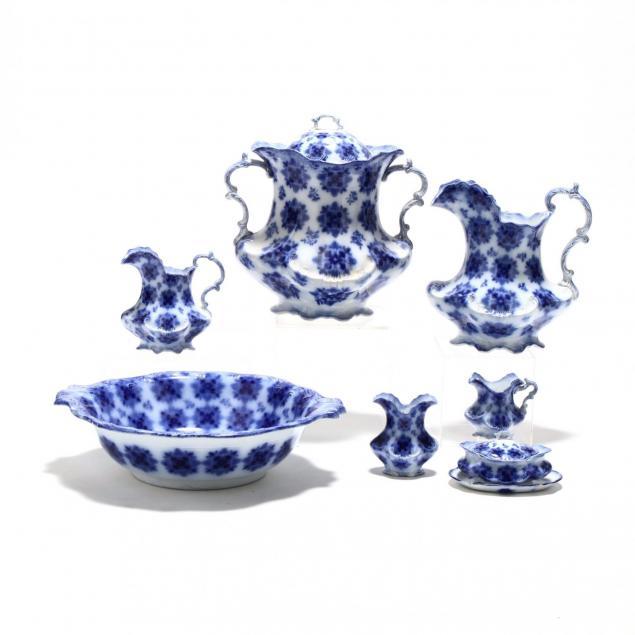 antique-flow-blue-wash-set