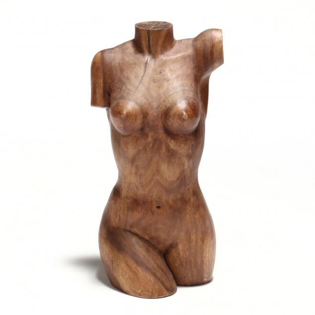 mid-century-carved-wood-torso-of-a-woman