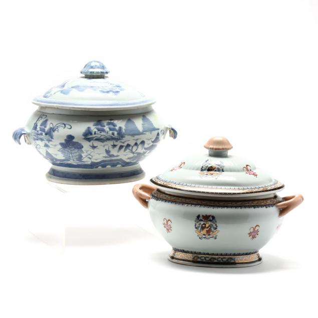 two-chinese-porcelain-lidded-tureens