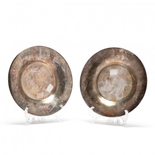 a-pair-of-japanese-950-silver-dishes-mark-of-toshikazu