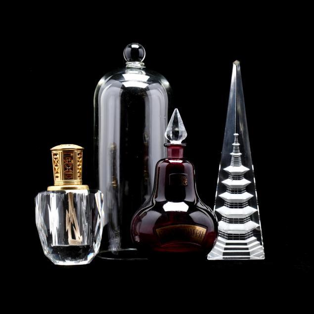 four-glass-object-d-art