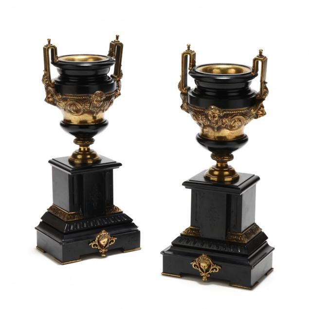 pair-of-neoclassical-slate-and-ormolu-mantle-urns