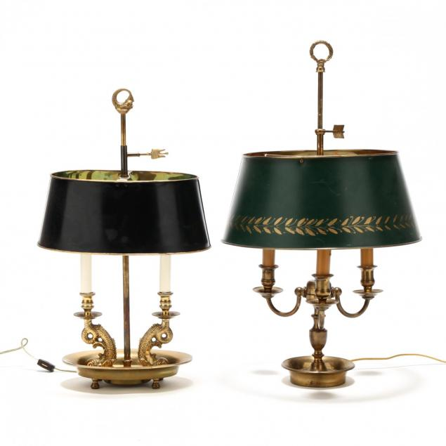two-designer-brass-bouillotte-lamps