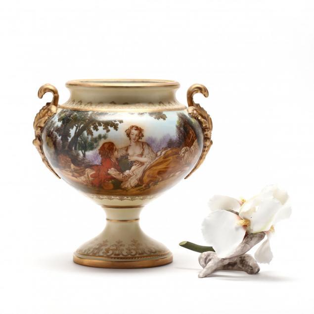 porcelain-iris-and-urn