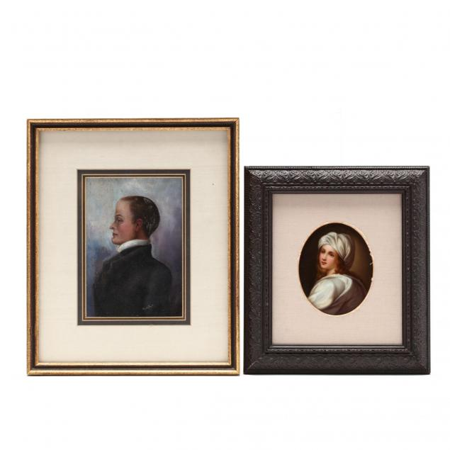 two-small-portraits