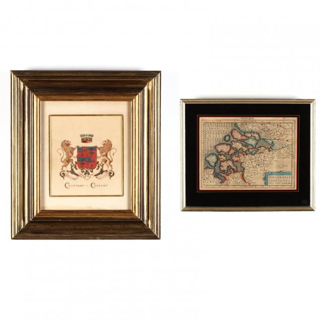 two-continental-framed-works