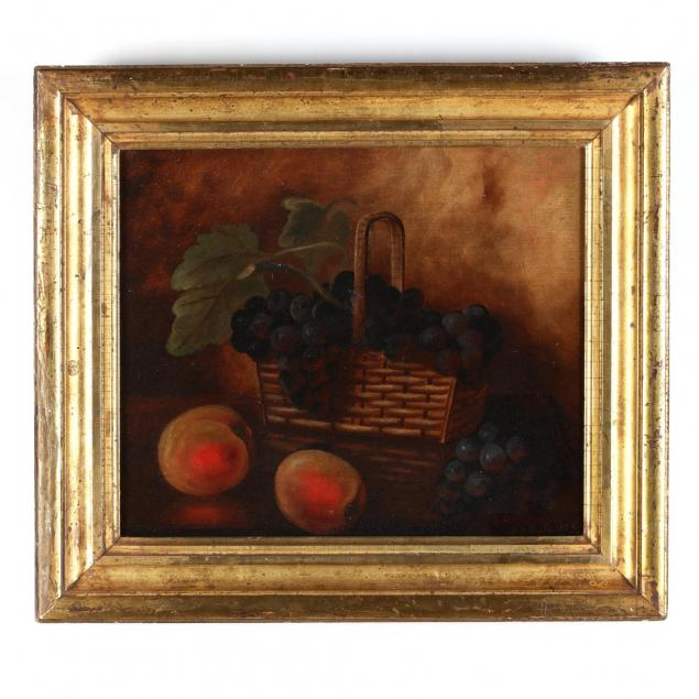 an-antique-american-school-still-life-with-fruit