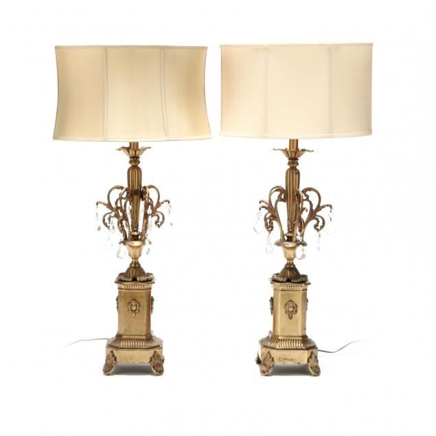 pair-of-neoclassical-style-large-drop-prism-table-lamps