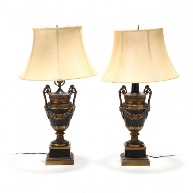 pair-of-designer-neoclassical-style-table-lamps
