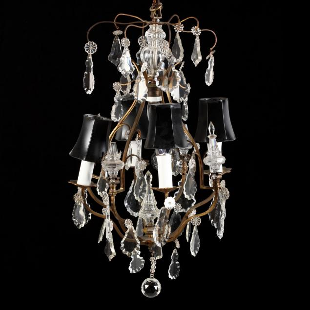 vintage-italianate-drop-prism-chandelier