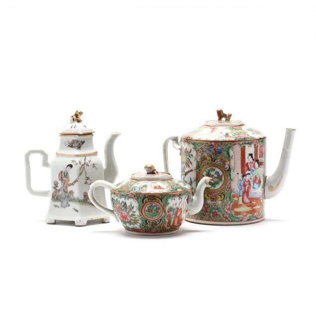 three-chinese-porcelain-teapots