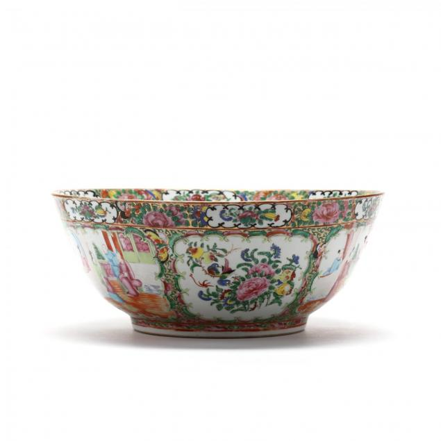 a-chinese-rose-medallion-punch-bowl