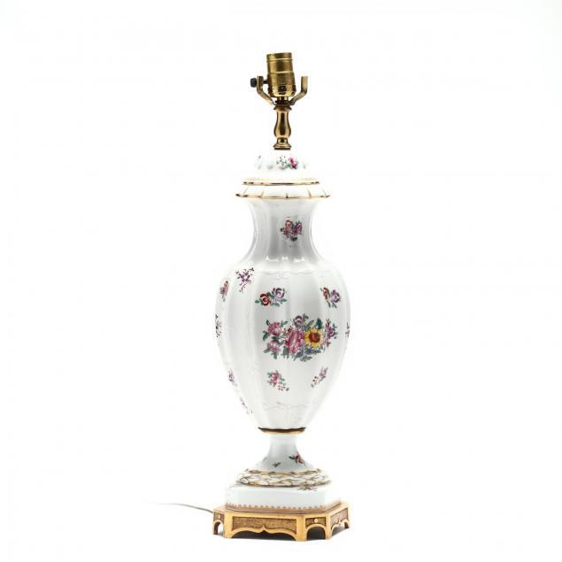 19th-century-armorial-lamp